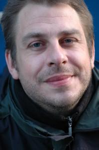 Peter Knipmeijer maakt binnenkort zijn debuut. Foto: Nadine Ancher