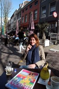 Eugenie van Stratum was vol van Mexico, maar begint Nederland opnieuw te waarderen. Foto: Peter le Nobel