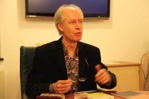 Pieter Boskma. Foto: Peter le Nobel