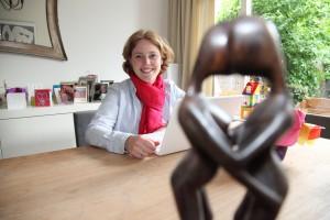 Marijke van den Elsen is een ware romanticus. Foto: Peter le Nobel