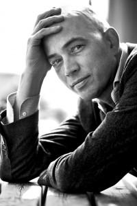 Tommy Wieringa. Foto: Johan Jacobs