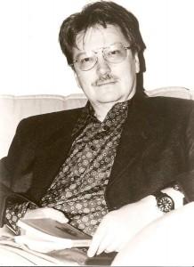 Guy van Hoof, volgens Thierry Deleu een van de betere dichters van de Lage Landen bij de zee.