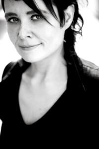 Met 'Kom hier dat ik u kus' brak Griet Op de Beeck door bij het grote publiek. Inmiddels is haar derde boek 'Gij nu' uit. Foto: Koen Broos.