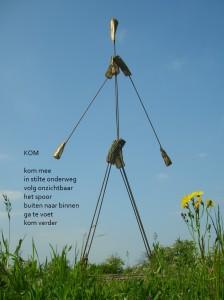 De wandelaar en het gedicht doen mee aan de Gedicht&Beeldprijs 2010.
