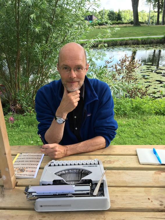 Jaap Lemereis werkt aan eigen bundel: 'Hoe wij gebeuren'
